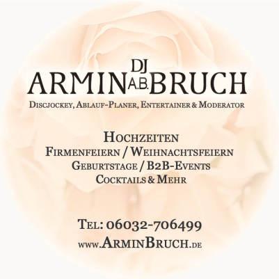 Hochzeit DJ / Hochzeits DJ www.ArminBruch.de