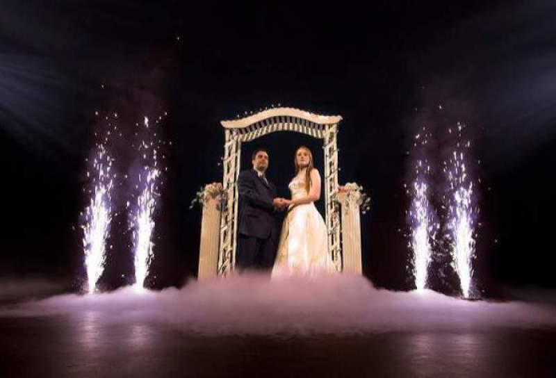 Hochzeit DJ Armin Bruch -Hochzeitstanz + Pyro 01